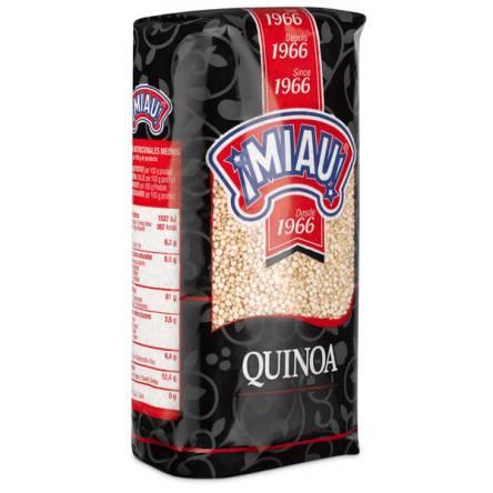 Quinoa Miau